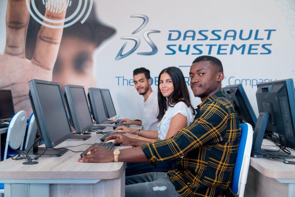 les méthodes pédagogiques nord-américaines adoptées à l'ISIAM- Agadir , Universiapolis .